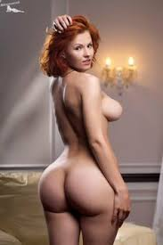 Red Hair Naked Women With Big Ass