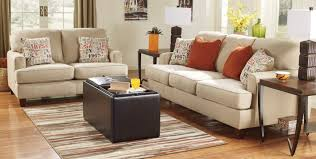 Complete Living Room Sets New On Ideas Teriffic Ashley Furniture Deshan  Birch With Sofa And Pillow