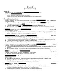 Resume Review Hiring Librarians Page 3