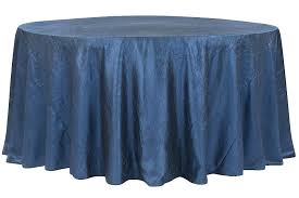 20 inch round table cloth crushed taffeta round tablecloth navy blue deal of the week ends 20 inch round table cloth