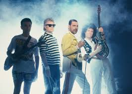 Queen is freddie mercury, brian may, roger taylor and john deacon & they play rock n' roll. Queenonline Com About Queen
