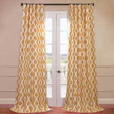 Geometric Patterned Curtains Fresh Geometric Pattern Curtain Panels Panel Curtains Brown