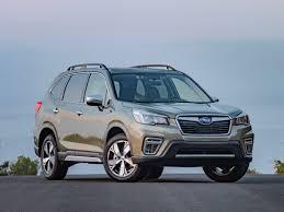 Subaru Model Comparison Chart 2019 Subaru Forester Vs 2019 Toyota Rav4 Comparison
