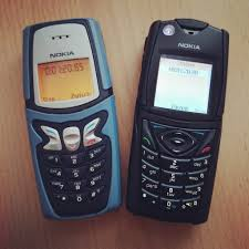 Nokia 5210 and 5140i - Album on Imgur