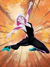 We hope you enjoy our growing collection of hd images to use as a background or home screen for your smartphone or 1920x1080 miles morales spider man into the spider verse wallpaper>. Spider Gwen Spider Man Into The Spider Verse Hd Wallpaper