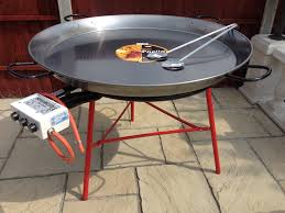 Outdoor Kitchen Equipment Uk Paella Pans From The Leading Supplier Paellaworldcouk