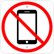 No Cell Phone Signs Cell Use Prohibited Custom Signs
