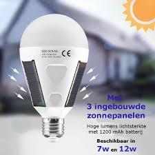 Solar Led Lamp Voor In De Tuin Of Op Camping Dealsinaboxbe