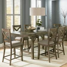 dining room pub style dining table set bar height table and chairs fascinating bar table