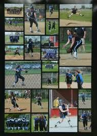 senior collage poster
