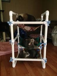 Cat House Diy Cat House Coat Hangers Youtube