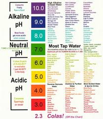 Alkaline Ph Level Chart The Importance Of Ph Balance The Vincera Institute