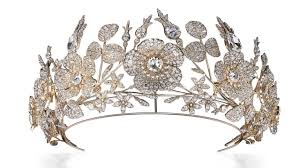 if the crown fits a tiara by maison chaumet circa 1850