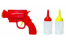 Wonderful Condiment Gun