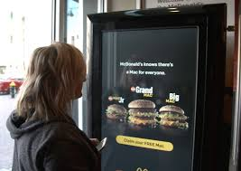 Big Mac Vending Machine Magnificent Filming At Boston McDonald's For PR Agency