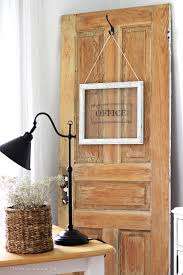 turn any picture frame into a hanging sign see more photos of this gorgeous farmhouse