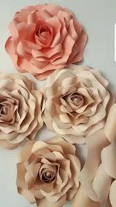 Cardstock Paper Flower Cardstock Paper Flowers Noorwood Co