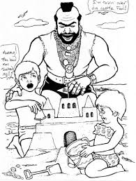 mr t drawing at getdrawings free for personal use