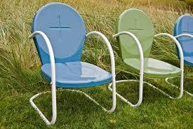 Restore Your Outdoor Furniture In Olathe KSPowder Coated Outdoor Furniture