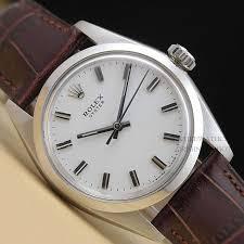 17 best images about men s rolex watches vintage vintage 34mm mens rolex 6426 oyster precision 1966 white dial