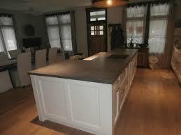 kitchen island smooth countertops concrete over tile countertops concrete to use for countertops concrete kitchen