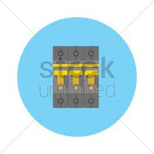 circuit breaker and fuse box vector image 1247494 stockunlimited Circuit Breaker Or Fuse Box circuit breaker and fuse box vector graphic fuse box for circuit breaker box