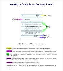 44 Personal Letter Templates Pdf Doc Free Premium