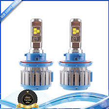 Low Beam Light Bulb Details About 2x Led Headlight Light Bulbs High Beam Low Beam H13 Hilo Dual Beam 6000k Sko12