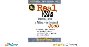 Real Ksas Knowledge Skills Abilities For Government