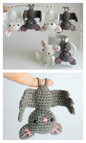 Crochet Bat Pattern