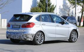 2018 bmw active tourer. simple 2018 bmw sells a frumpy frontwheeldrive minivan known as the 2series active  tourer in some markets thereu0027s also sevenseat version  in 2018 bmw active tourer