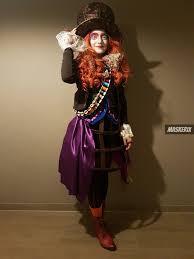 maskerix diy alice in wonderland mad hatter costume idea