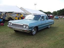 1964 Chevrolet Bel Air by Mister-Lou on DeviantArt