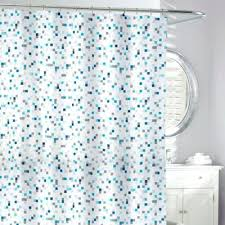 teal shower curtain bathroom surprising blue green curtains bed bath and beyond