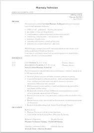 Supply Technician Resume Sample Pharmacy Technician Resume Skills ...