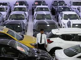 Current Auto Slowdown Will Not Create Npas Sbi The