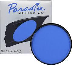 Mehron Makeup Paradise Makeup AQ Face & Body Paint - Sky Nuance Series -  40gm