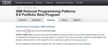 Programming Patterns Classy Rational Programming Patterns Downloading And Installing The Beta