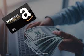 amazon gift card for cash