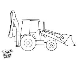 Bulldozer Pelle M Canique 61 Transport Coloriages Imprimer Dessin Dessin De Pelle Mecanique Pour Imprimer Et Colorier L