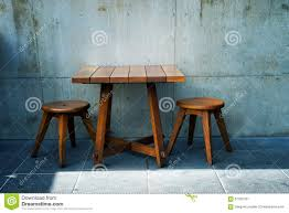 outdoor cafe table and chairs. Wooden Table And Chairs In Outdoor Cafe Stock Image - Of Dining, Centre: 67025181 A