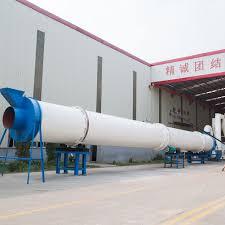Sawdust Dryer Design Factory Supplier High Efficient New Design Biomass Wood