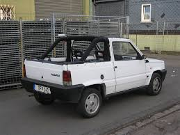 View of Fiat Panda 750. Photos, video, features and tuning ...
