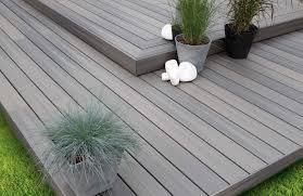 Bois Composite Blanc Gris Design D Int Rieur Et Id Es De Meubles Terrasse En Bois Composite Gris Clair