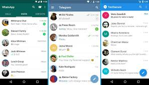 ▷ WhatsApp vs Telegram vs Signal ...
