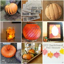 Free Diy Projects Diy Projects For Home Top Diy Pumpkin And Gourd Home Accent