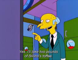 Homer Vending Machine Unique The Simpsons Candy Season 48 Enemy Vending Machine Mr Burns Toffee