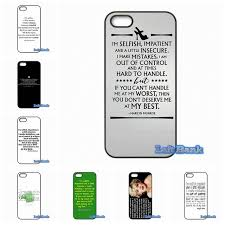 Samsung Quote Simple Marilyn Monroe Im Selfish Quote Phone Cases Cover For Samsung Galaxy