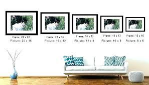 10 x 12 picture frame x frame x frame modern frame elaboration frames ideas x photo