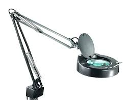 magnifying glass with light on stand magnifying glass with light black magnifying lamp with fluorescent light magnifying glass with light on stand